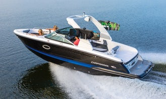 Reserve the 257 SSX Chaparral Bowrider in McHenry, Illinois