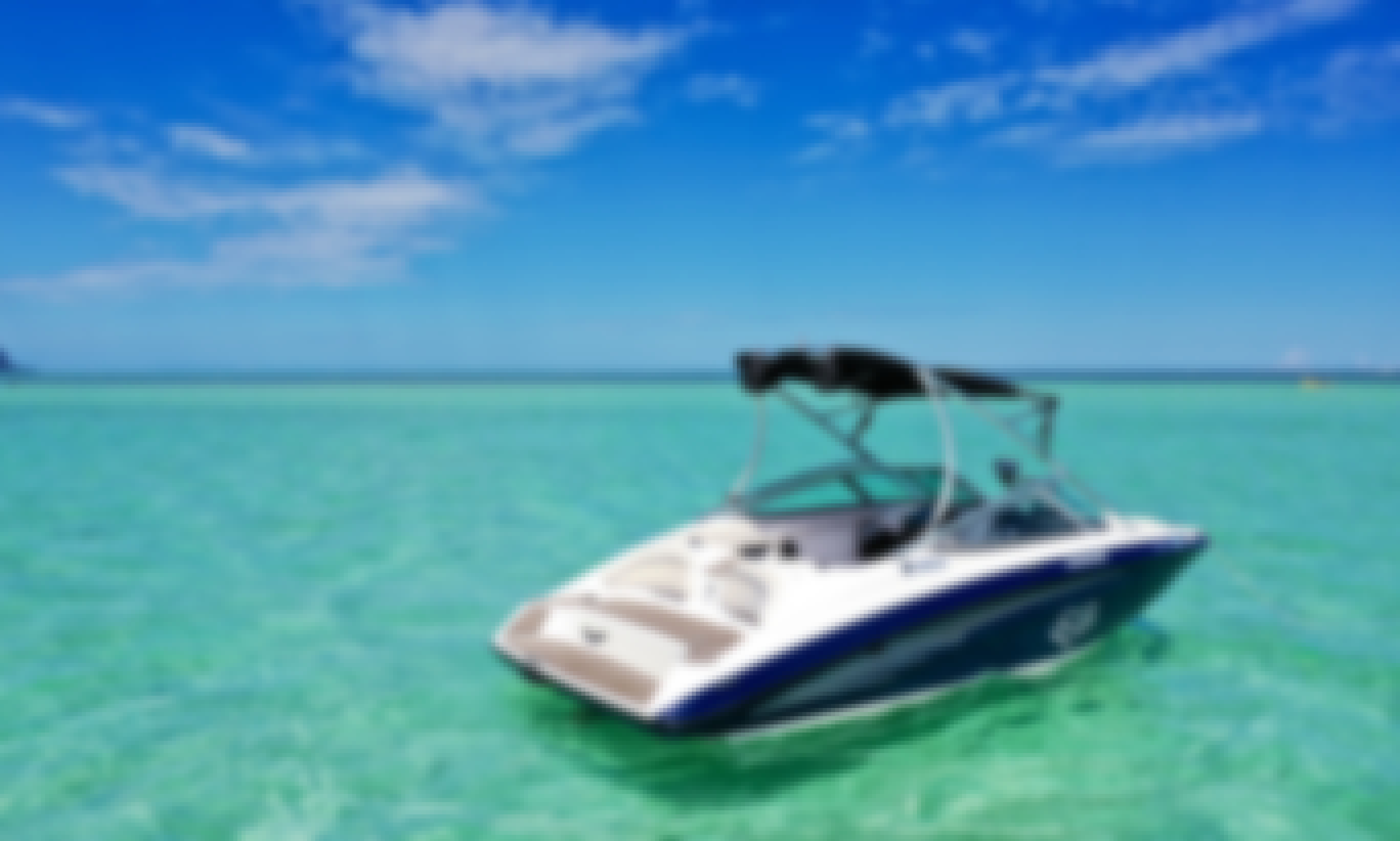 Legendary Oahu Jetboat and Watersports experience