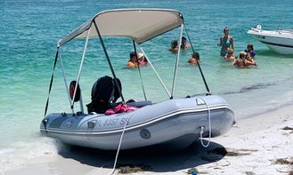 Achilles LSI-360E Inflatable Boat For Rent!