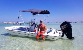 *BEST OF 2020* Island Hopping, Inshore Cruise, Shelling, Dolphin Watching, Fishing.
