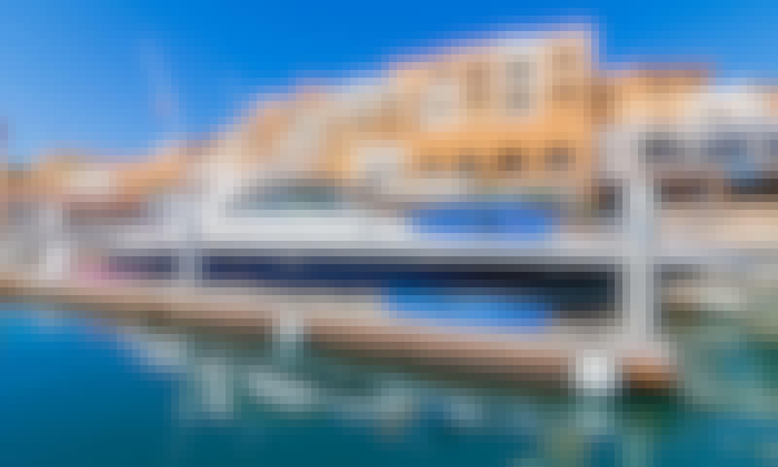 60' Sea ray Power Mega Yacht Rental in Cabo San Lucas