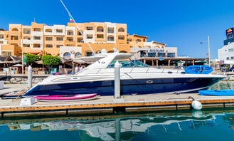 60' Sea Ray Power Mega Yacht Rental in Cabo San Lucas, Baja California Sur!