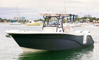 2019 Seafox Commander 28' Center Console with Twin Outboards/Daily Tours/Sandbar/Snorkel/ Dinner Tours