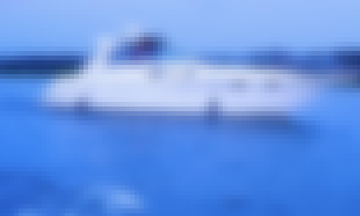 Sea Ray 330 Luxury Yacht Charter In Washington, DC