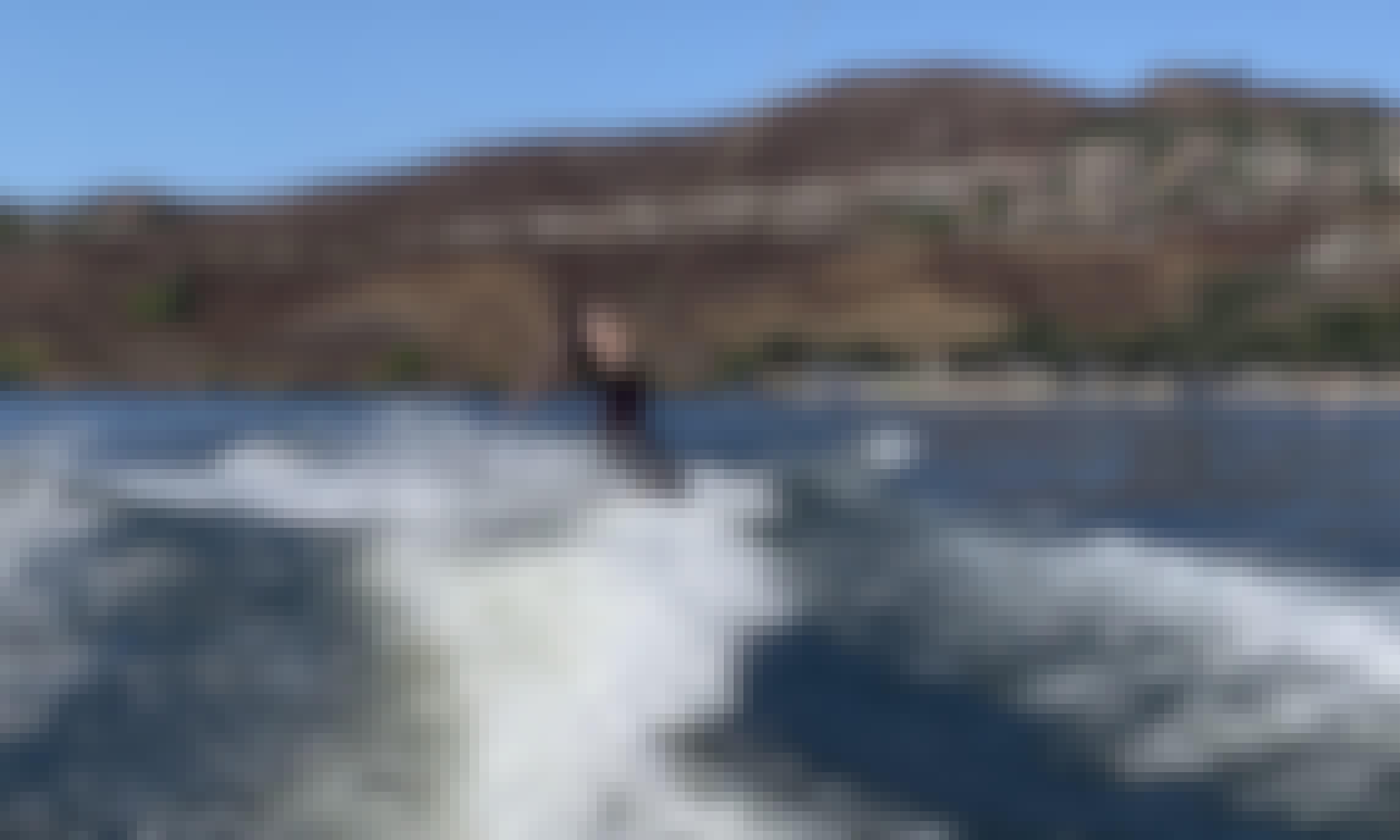 Malibu Private Lake Ski/Wakeboard Canyon Lake California