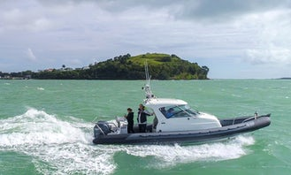 28' Center Console Rayglass Protector in Auckland, NZ