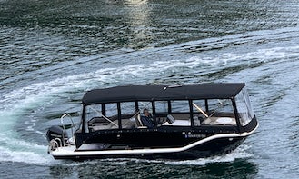 Gig Harbor Guided Tours and Charter with Captain Ken - We are a Captain only boat.