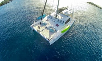Half Day Luxury Trips Aboard Our 47' Sailing Yacht Catamaran