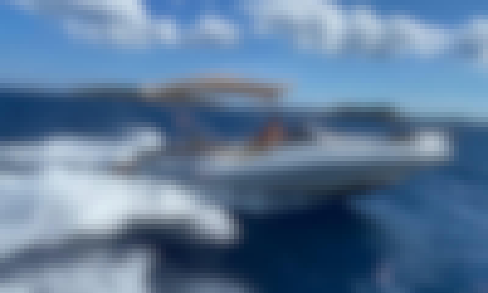 Marlin 24 SR for Rent in Split, Croatia!