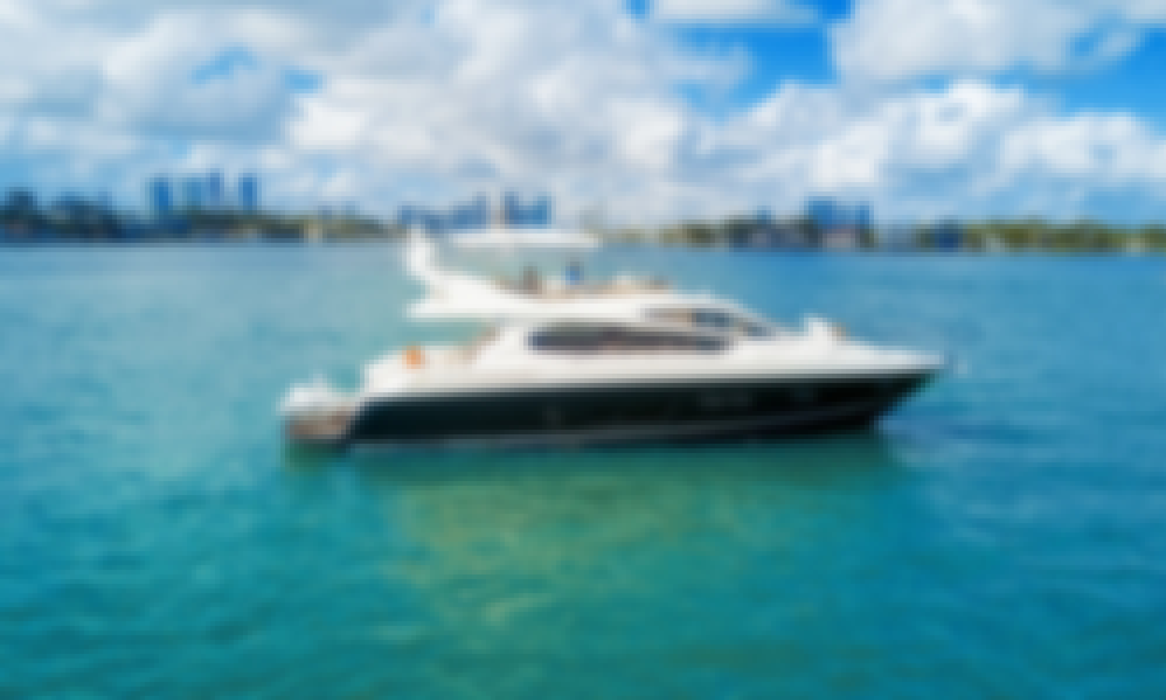 70 'SUNSEEKER THE LUXURY YACHT FOR 12 PEOPLE