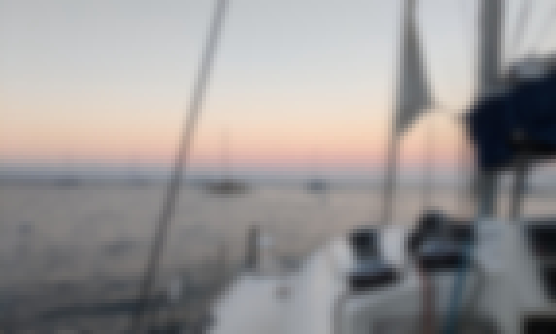 Bareboat charter sailing catamaran for parties / events in Long Beach
