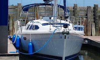 34' Cruiser Sailboat in Clear Lake/Galveston Bay