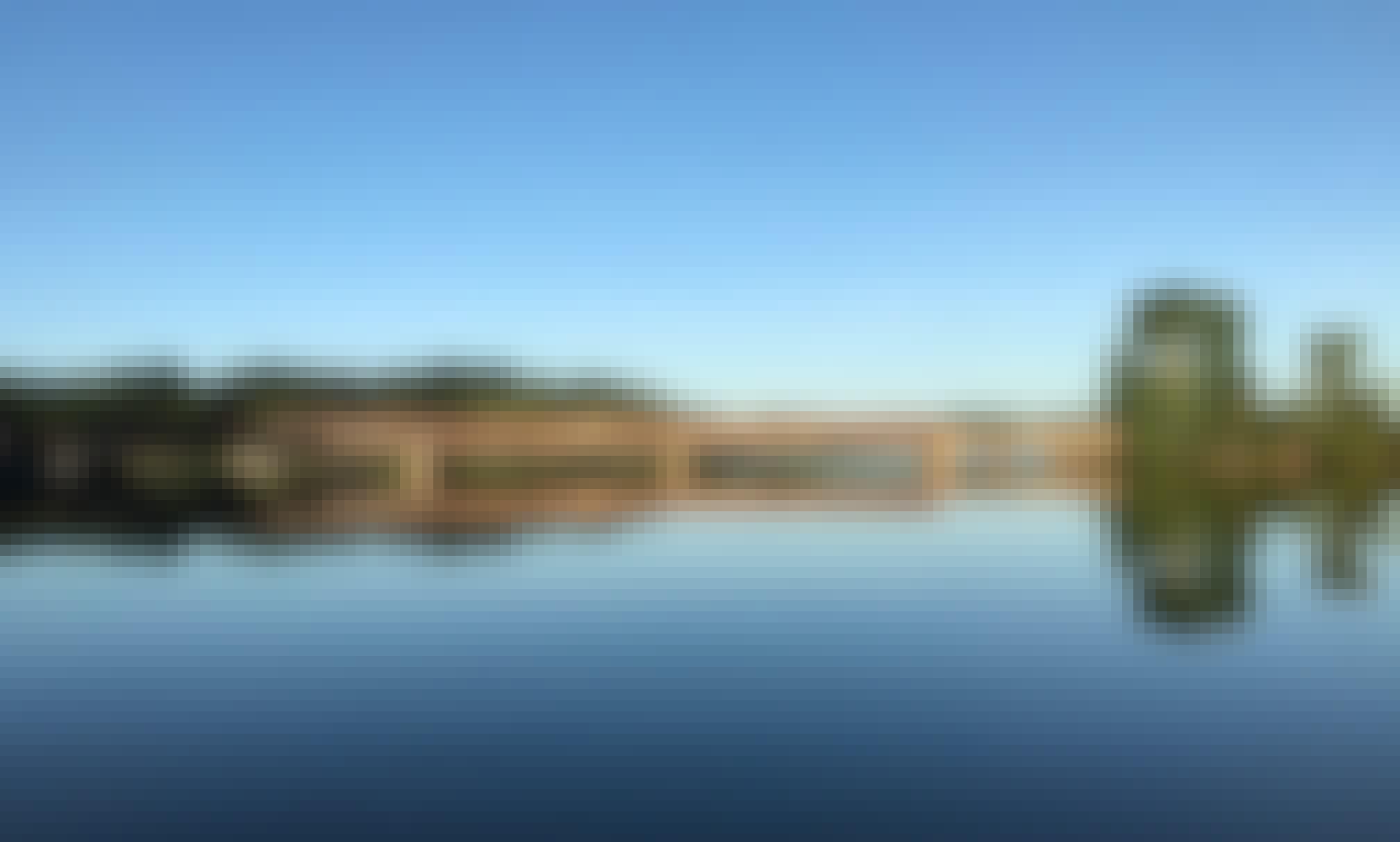 New 20' Ranger Pontoon for Rent on Lake Sinclair