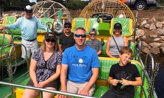 Eco Airboat Tour in Kissimmee, Florida