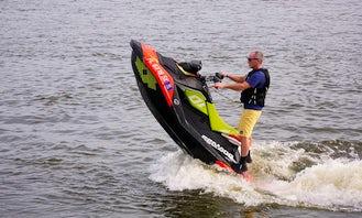 Rent 2020 New SeaDoo Spark Trixx in Holland, Michigan