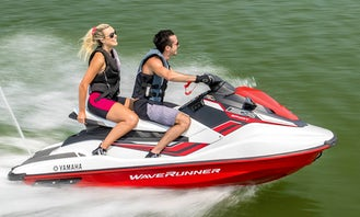 Fun Jet ski adventures on Yamaha VX in Miami Beach
