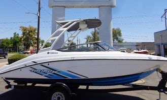 2021 Yamaha AR190 for rent at Lake Saguaro