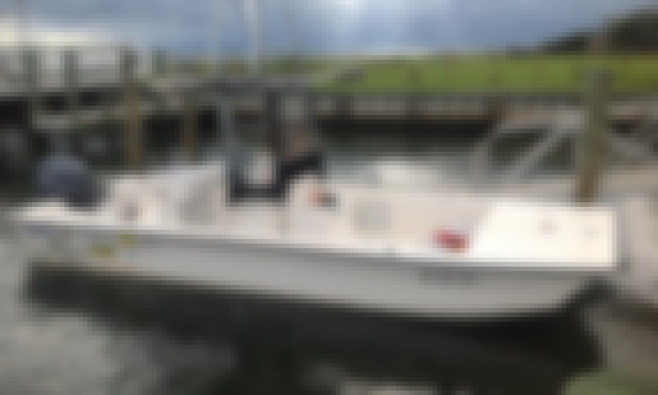 17ft Flat Boat Fishing Charter in Harkers Island, North Carolina