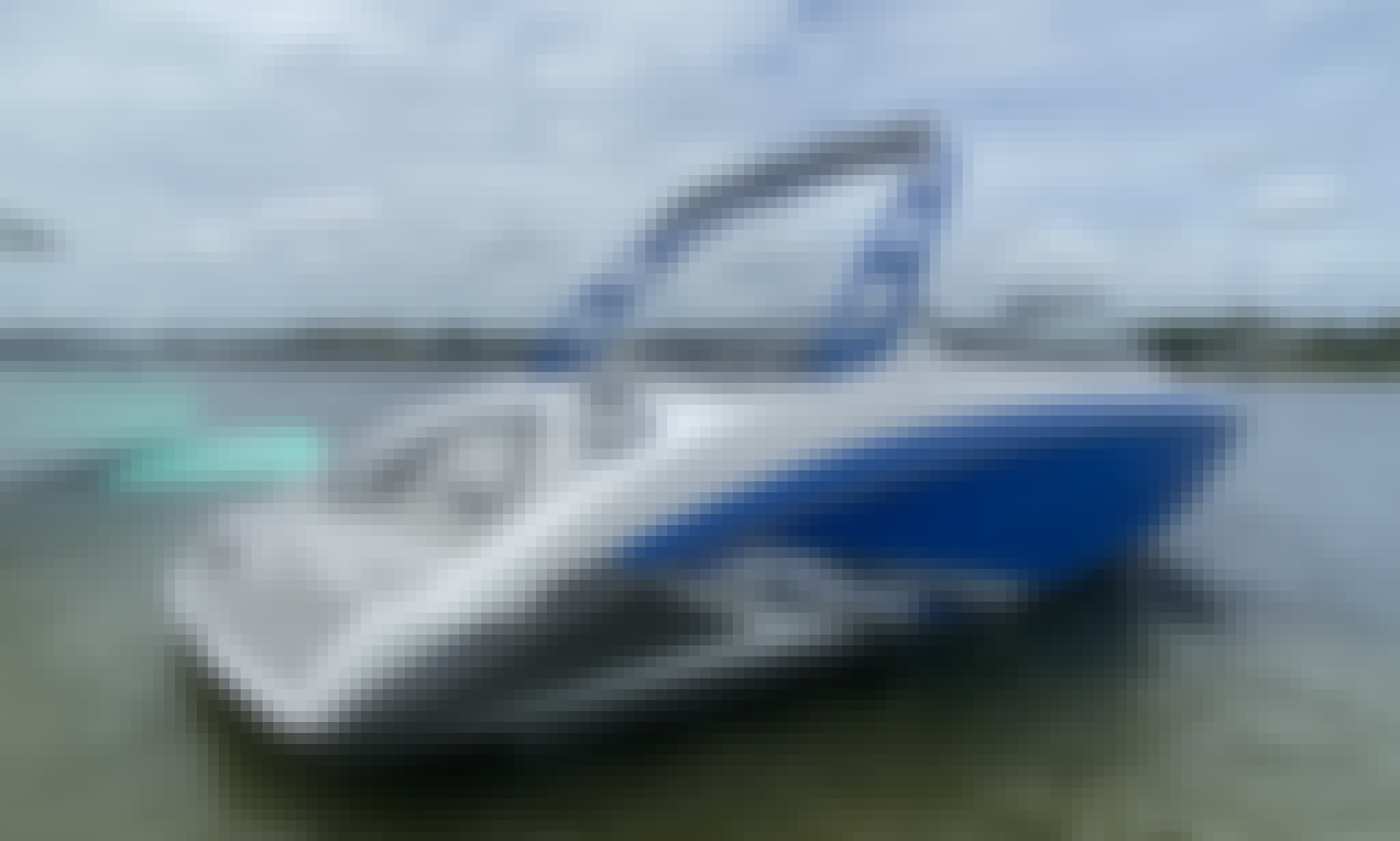 Yamaha AR240 24' Powerboat for Rent in Orlando Florida
