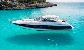 Sunseeker 52 Motor Yacht Charter in Sint Maarten