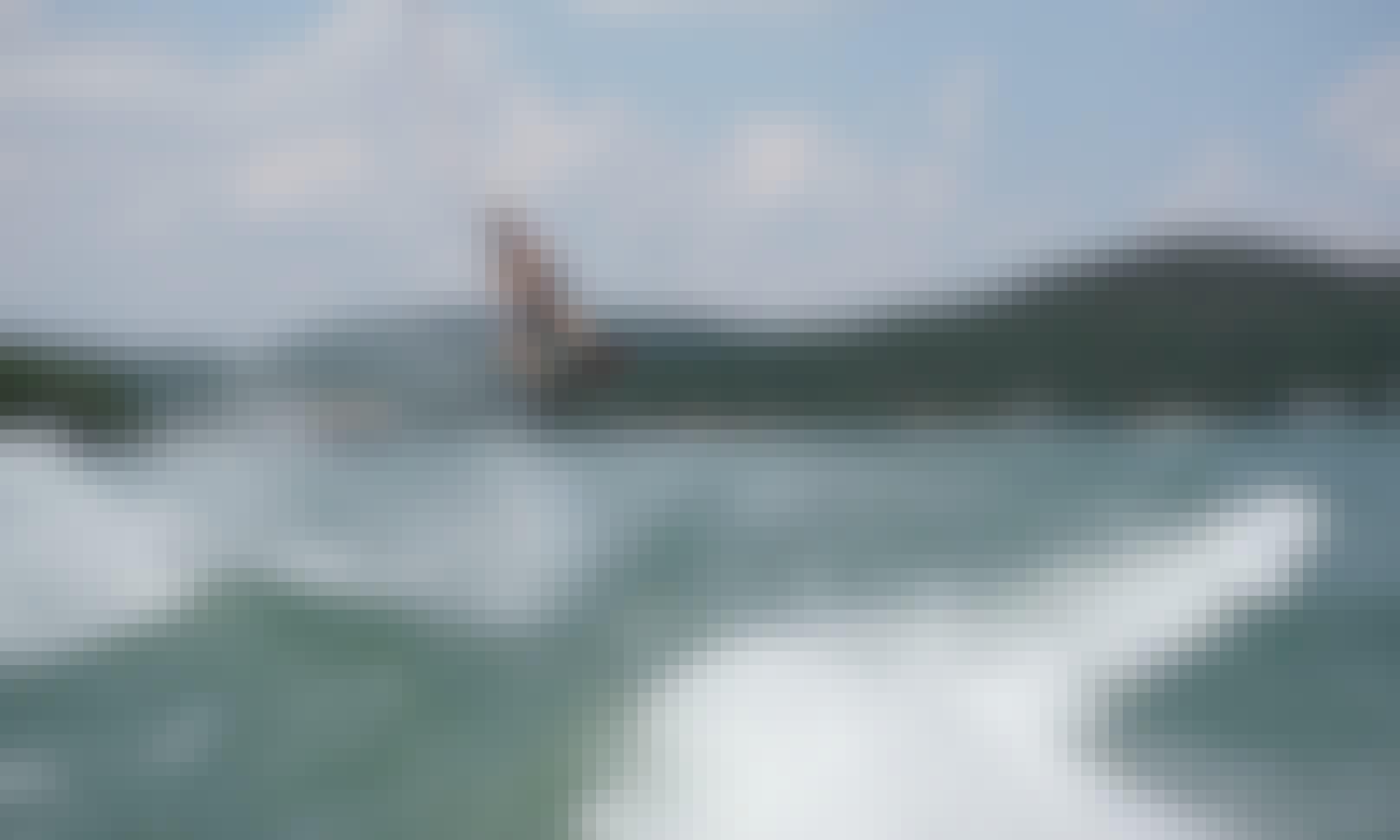 Wakesurf and Wakeboard on Lake Travis!