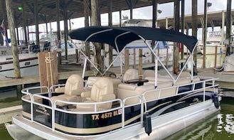 Bennington 22' Pontoon Boat in Seabrook/Clear Lake