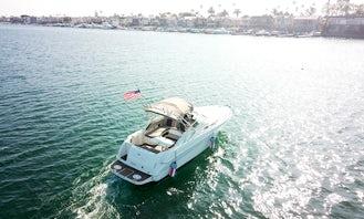 Luxury 28' Sea Ray Sundancer for rent in Newport Beach, California