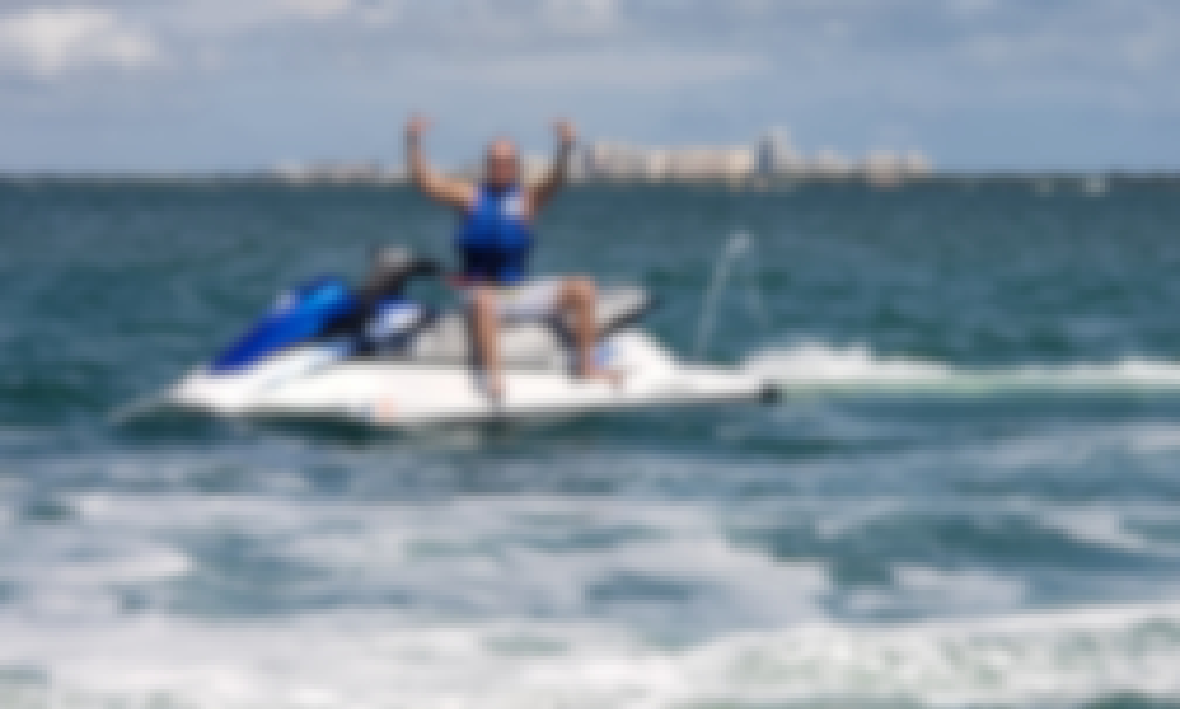 3 Powerful Yamaha Jet Ski's for Rent in Dade County Florida!