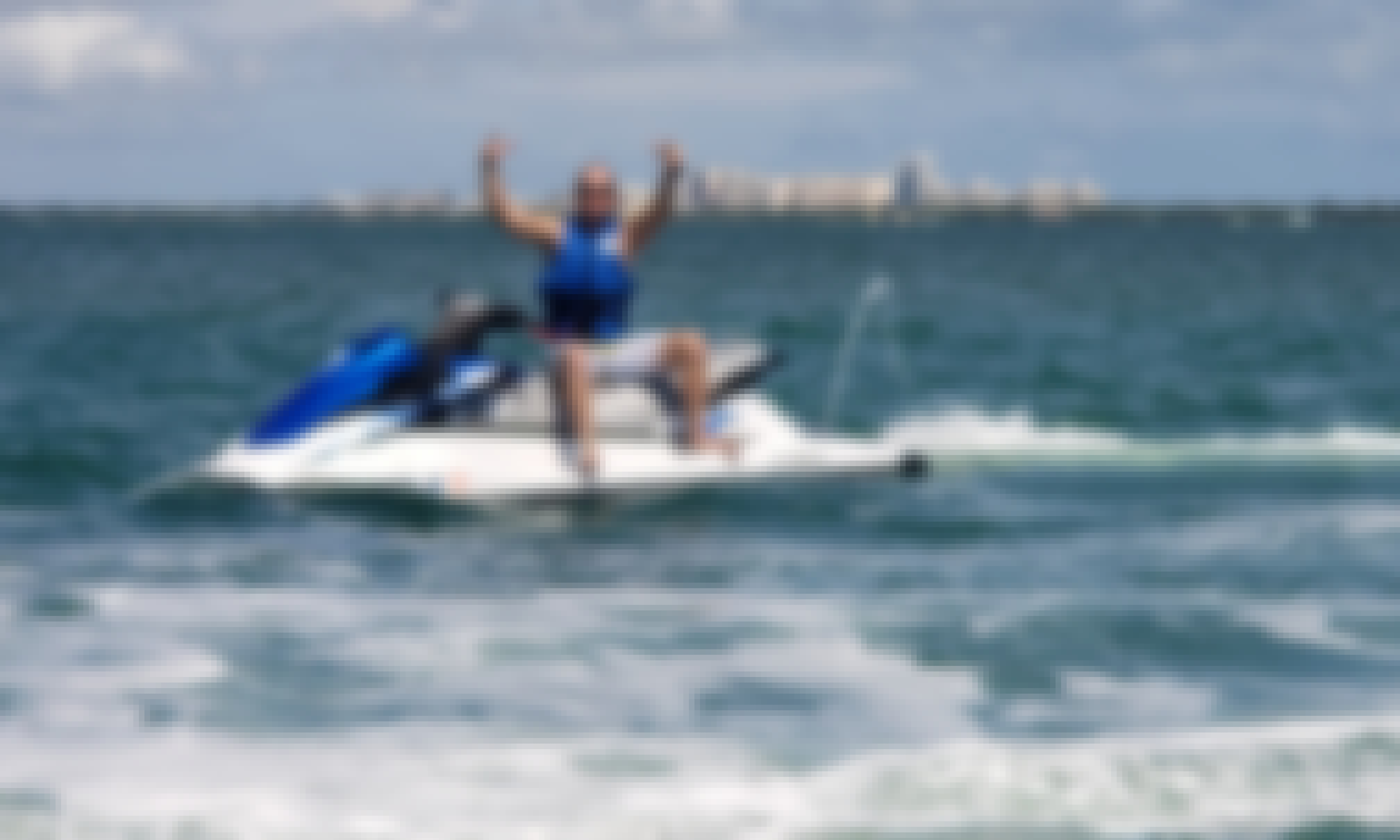 Branded Jet Ski's for Rent in West Palm Beach