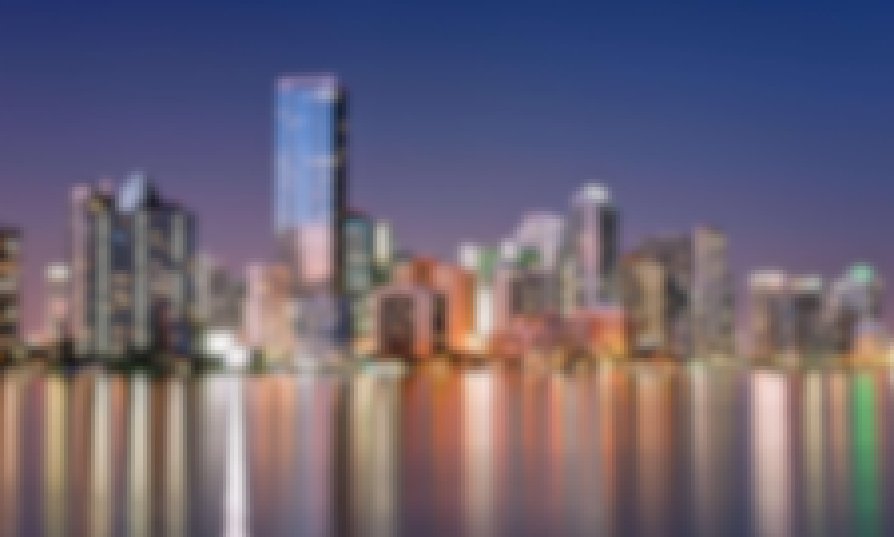 Breathtaking Skyline and Brickell Canal NIGHT TOURS: 65$ per person for 2 hours trip
