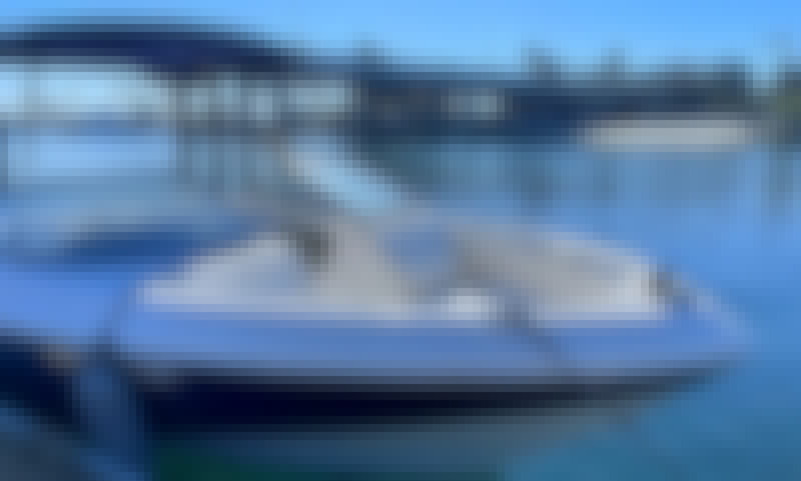 🚤  Luxury Speedboat in Marina del Rey, or delivered to your Favorite Lake in SoCal! Tubing, Wakeboarding, Fishing and More!