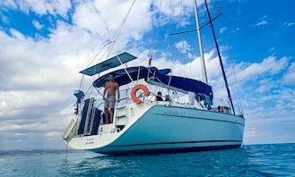 Luxury Sailing Trip Aboard Cyclades 50' in Egypt