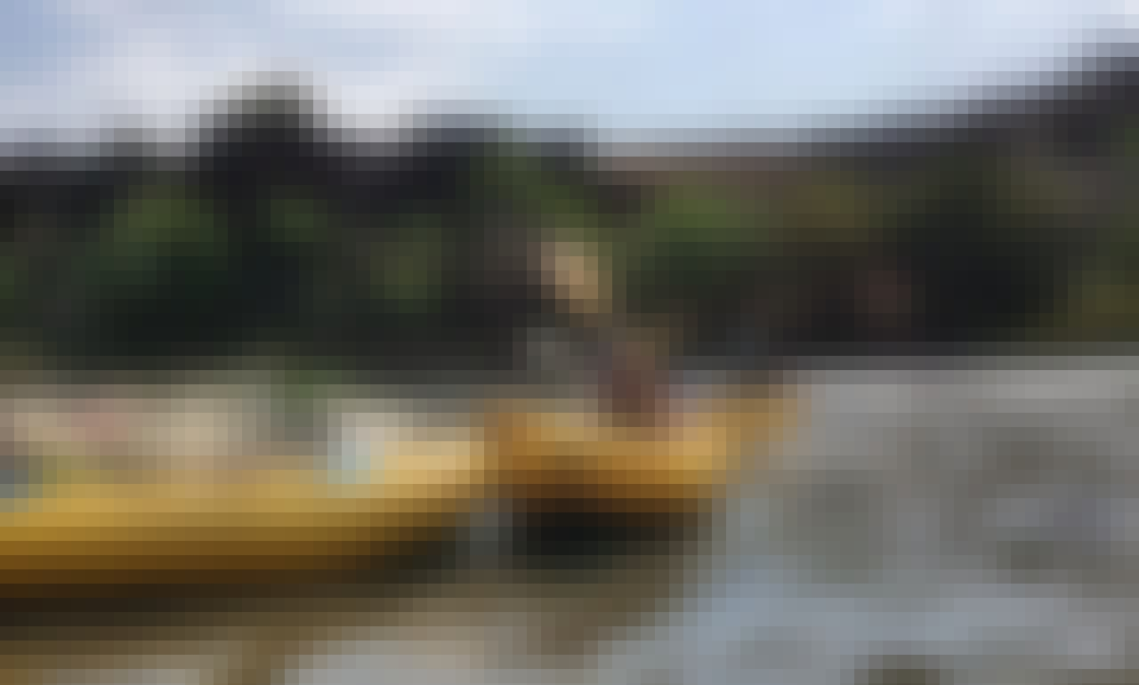White Water Rafting Adventure in Hartbeespoort