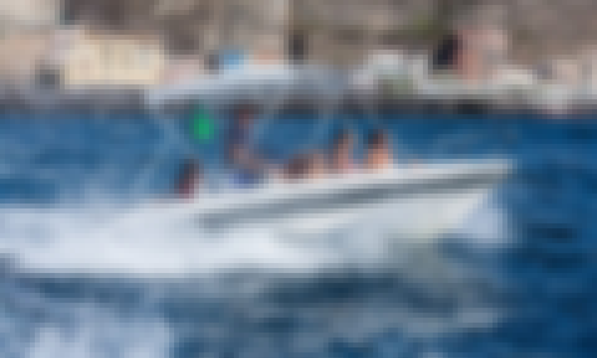 Romar Mirage 18' Self Drive Boat Rental in Piano di Sorrento