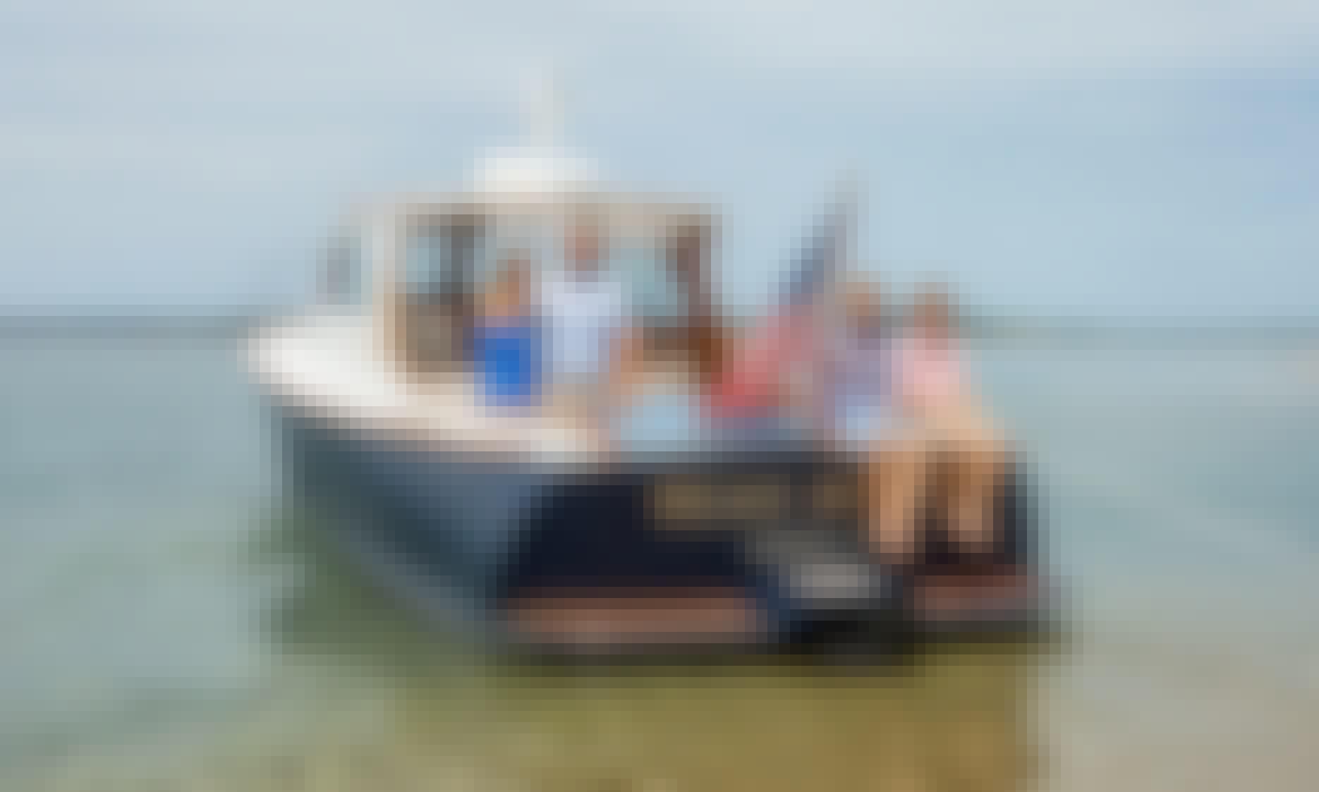 Yacht Charter Tour onboard 36' Hinckley Motor Yacht Around Newport, Rhode Islands!