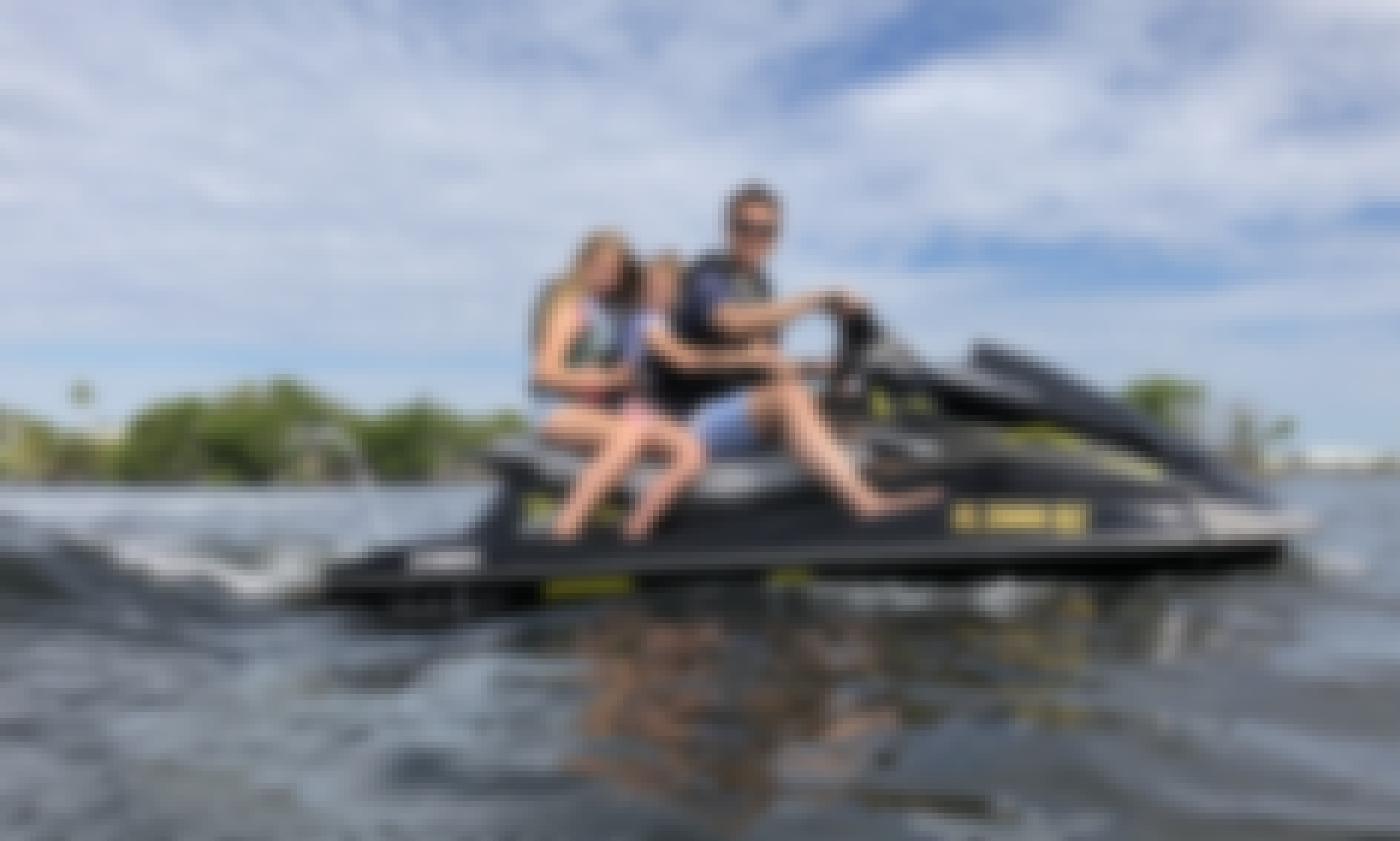 Yamaha Jet Ski/Waverunner Rental In Key Largo