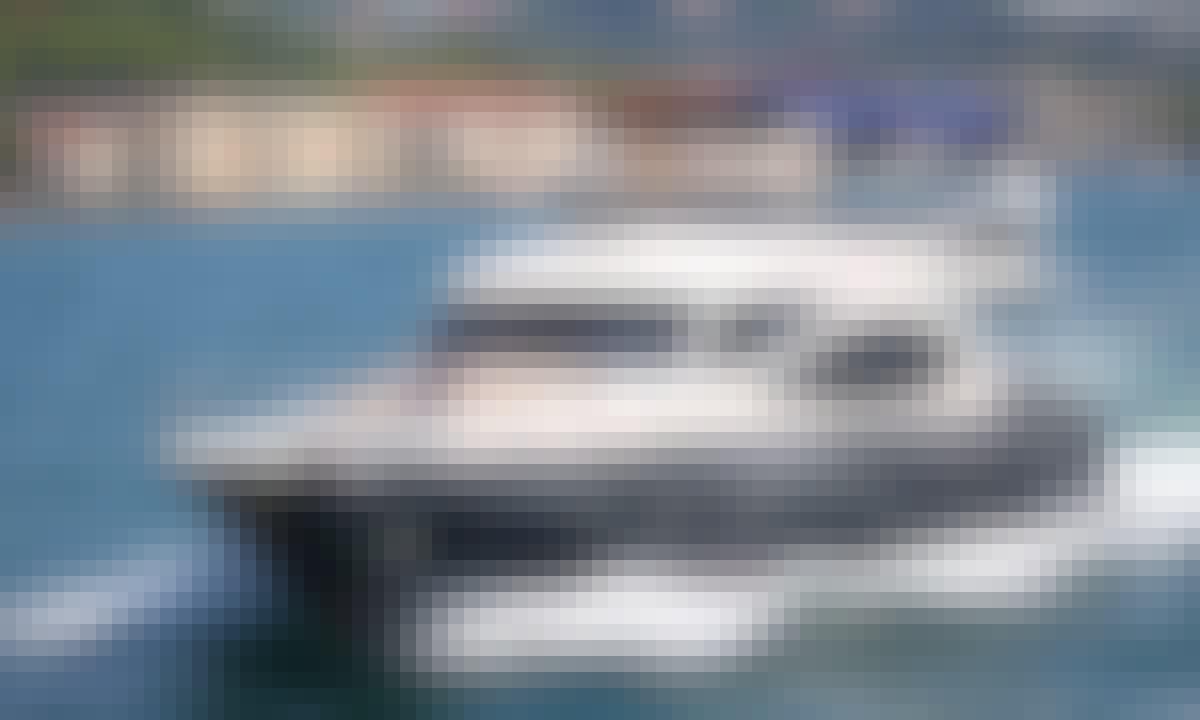 Luxury 18' Custom Motor Yacht in Istanbul, Turkey
