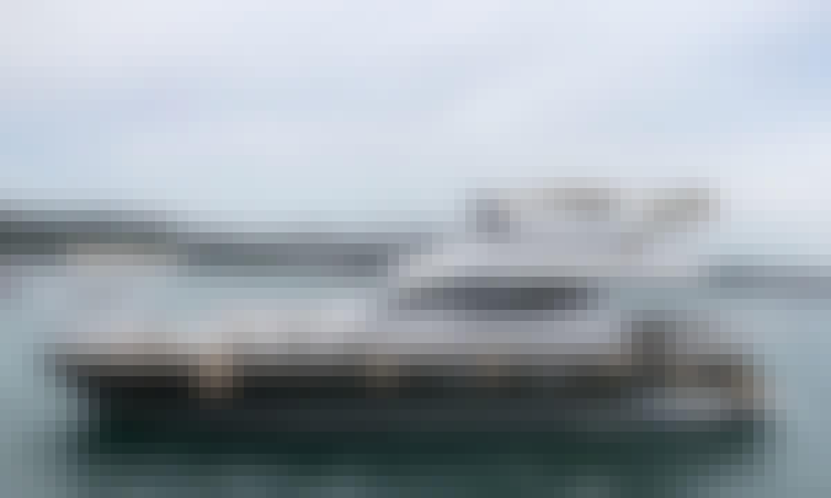 Stunning Custom Motor Yacht in Istanbul, Turkey