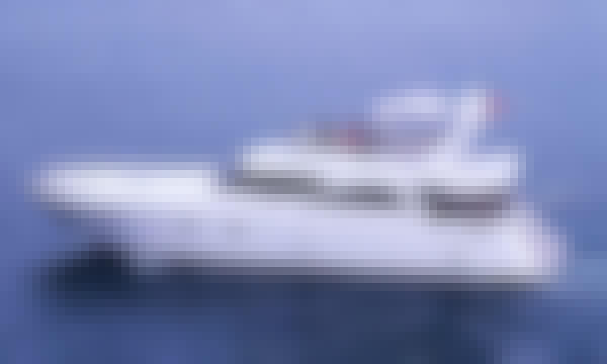Live Large Aboard Luxury Motor Yacht in Istanbul Turkey