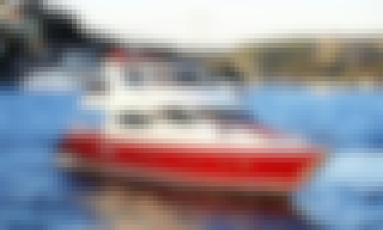 Enjoy A Luxury Custom Cruise on Luxury Motor Yacht in Turkey