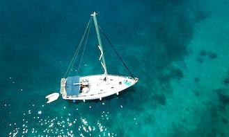 Bavaria 43 Cruiser Sailing Yacht Charter in Alimos, Greece 2010 full renovated 2019