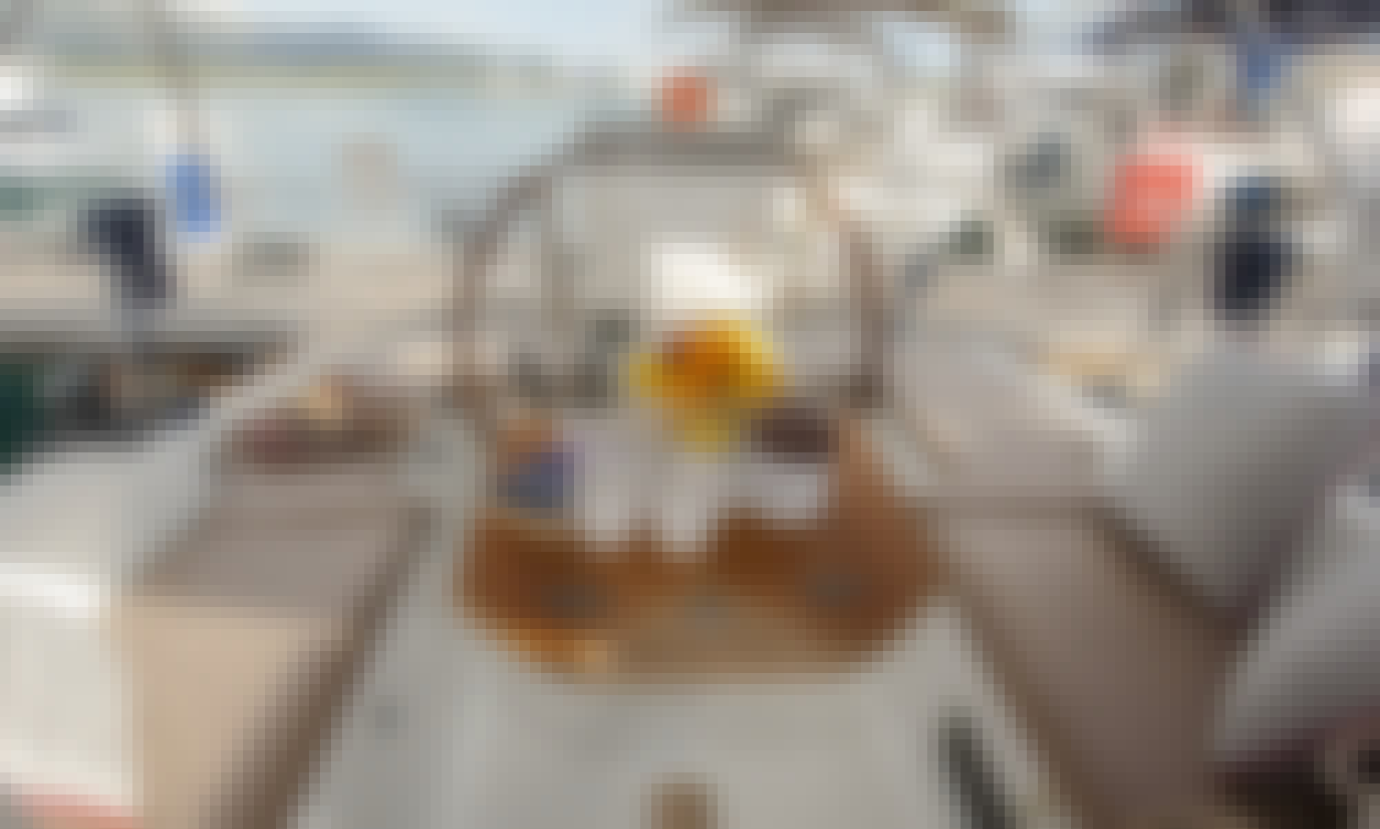 "Weekly Charter on ""Moody Blues"" Oceanis 31 Cruising Monohull in Lefkada, Greece"