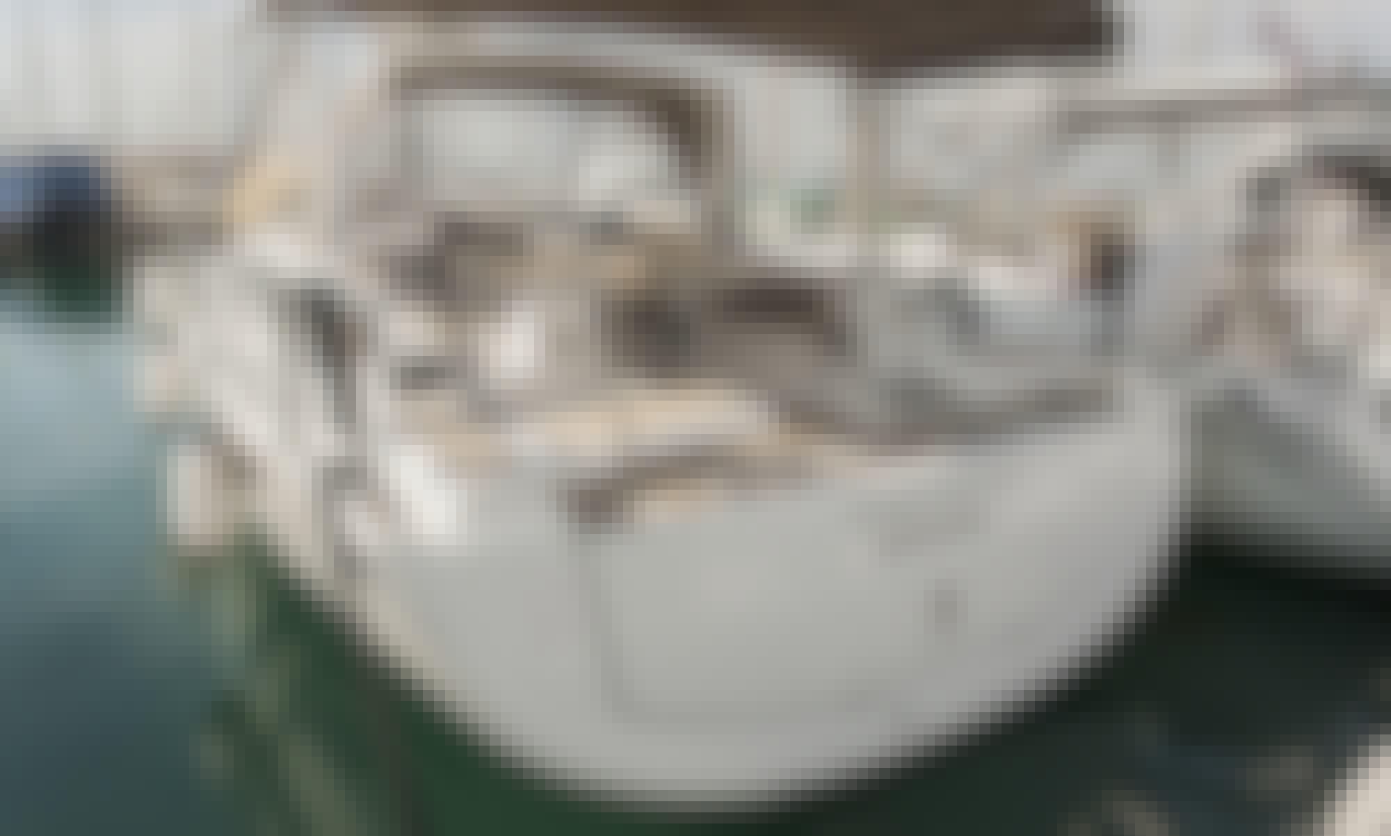 "Agile and Stylish Beneteau Oceanis 41.1 ""Rose Royce"" Sailing Yacht Charter in Lefkada, Greece"