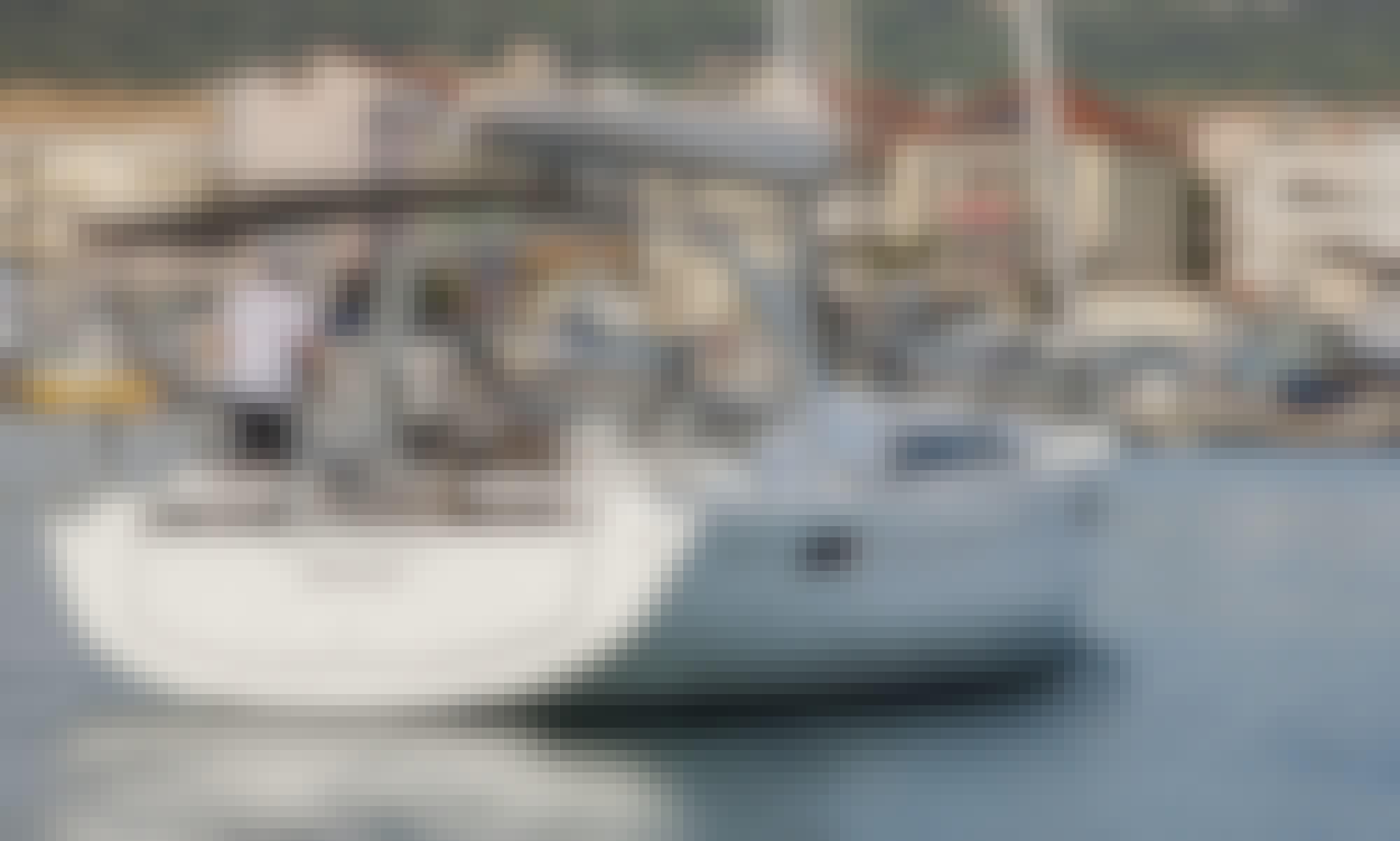 "Beneteau Oceanis 41.1 ""King Crimson"" Sailing Yacht Charter in Lefkada, Greece"