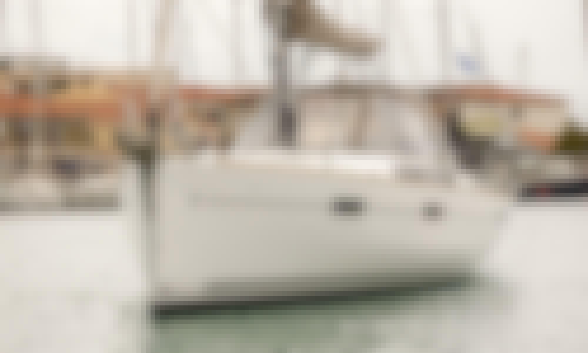 "Live in Lefkada Island onboard Beneteau Oceanis 45 ""Prodigy"" Cruising Monohull"