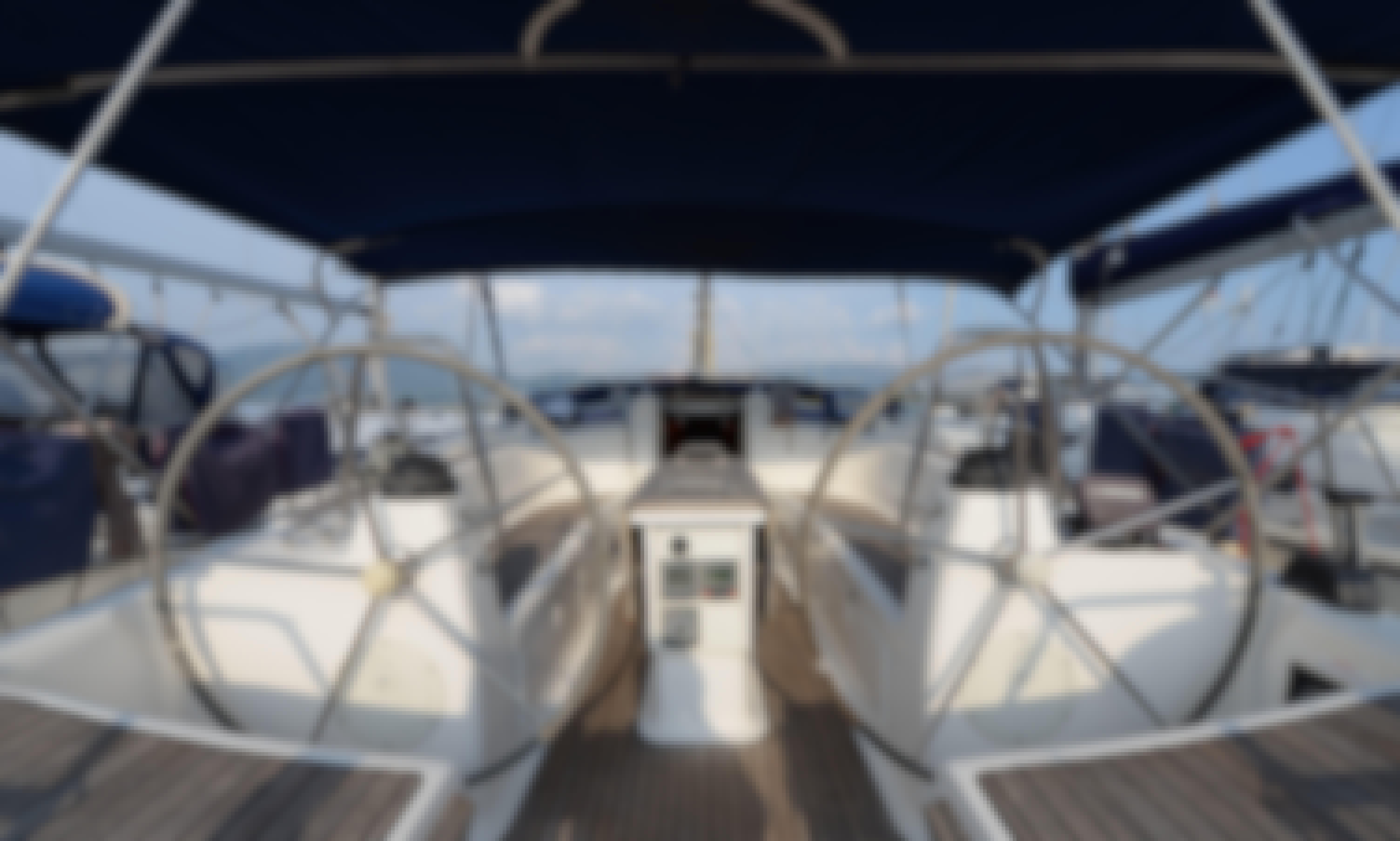 Bavaria Cruiser 46 (Midas) in Lefkada