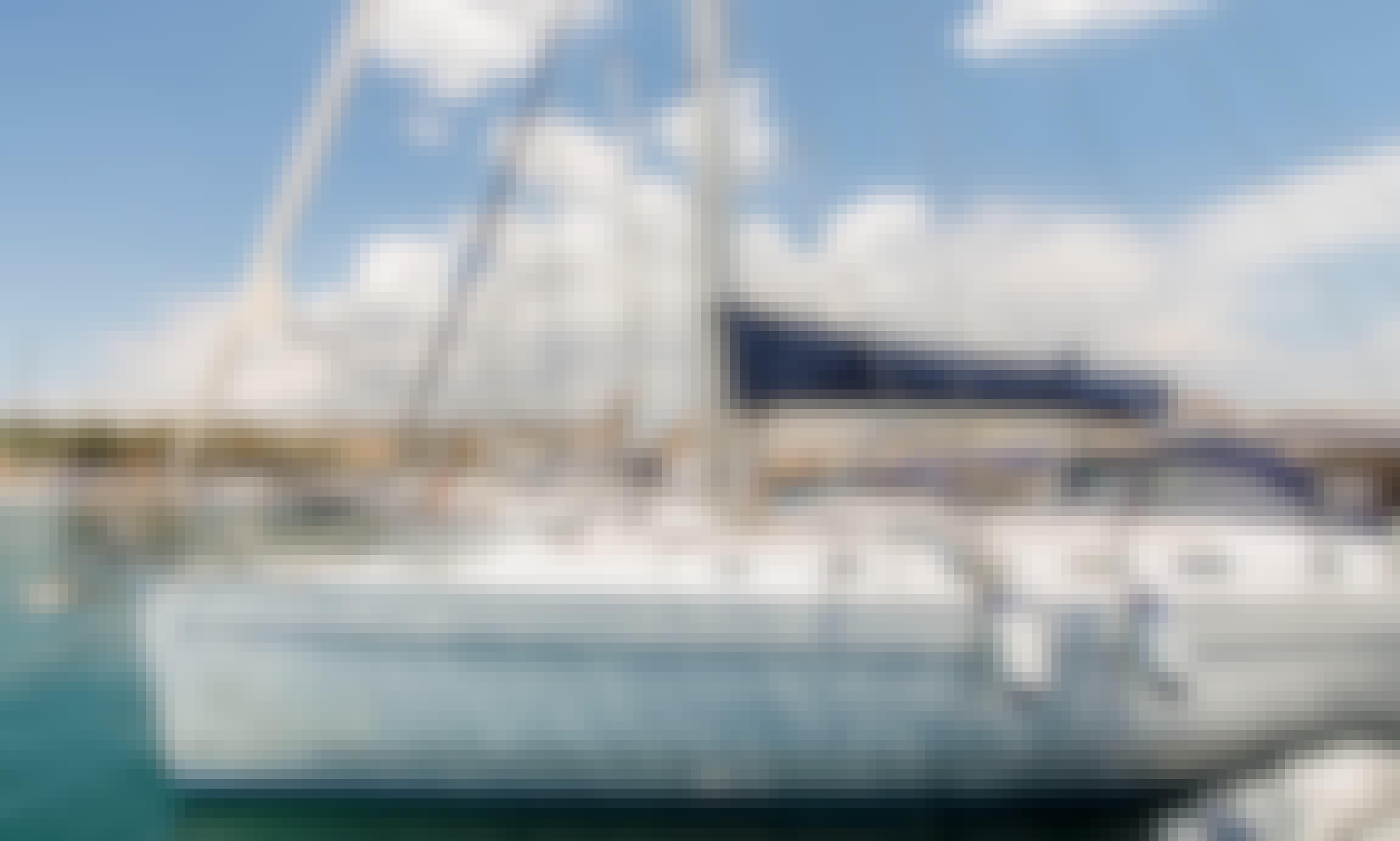 Beneteau Cyclades 50.5 in Lefkada