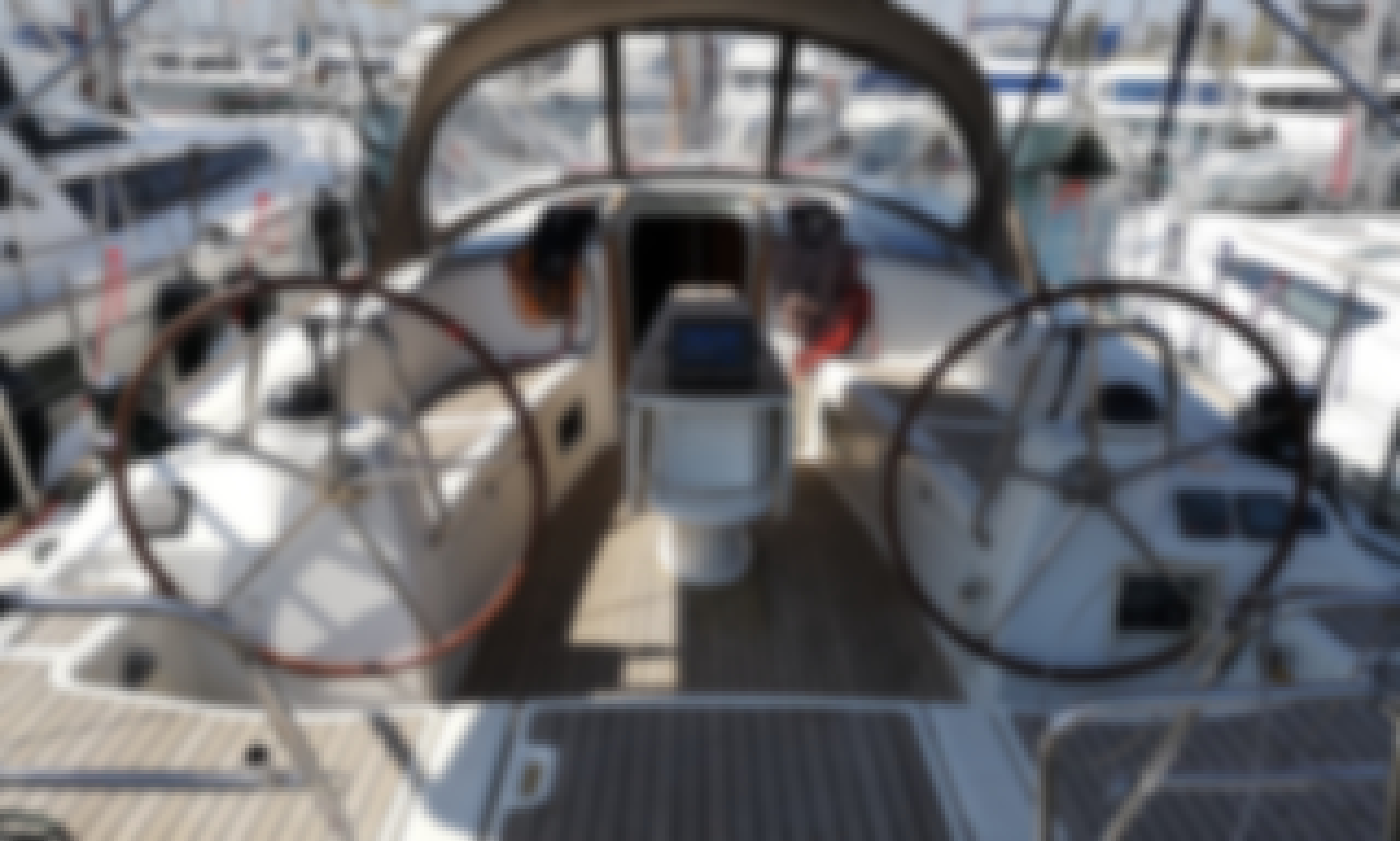 Beneteau Oceanis 43 in Lefkada