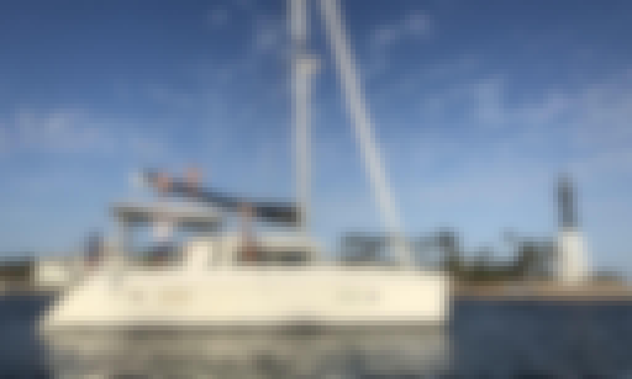 Lagoon 42' Private Sailing Adventure in Florida