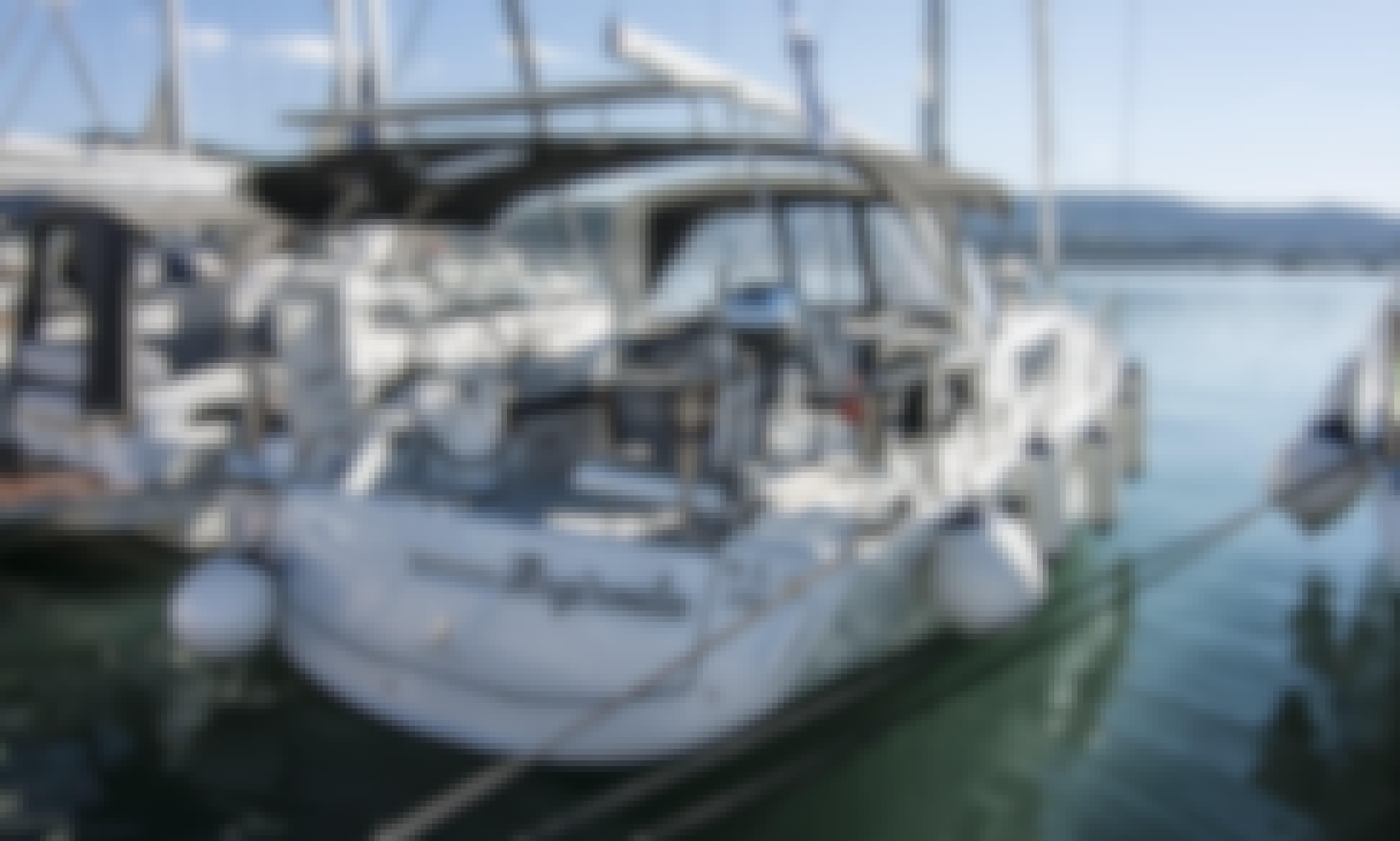 Beneteau Oceanis 41.1 in Lefkada